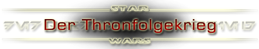 Star Wars - der Thronfolgekrieg